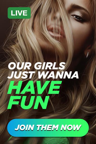 Girls cam advert