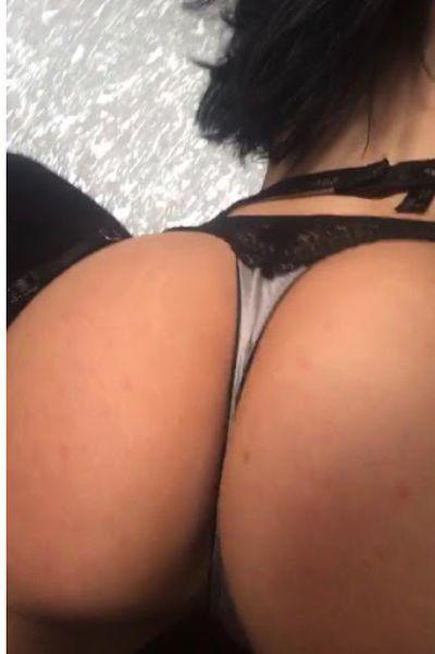 close up of ass