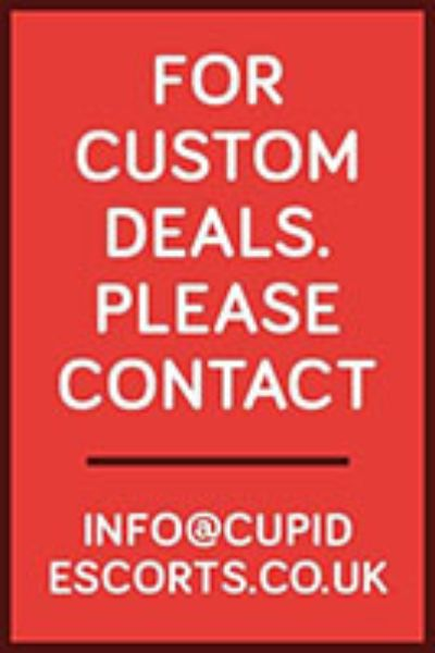 Cupid Escorts: Advertise with us!