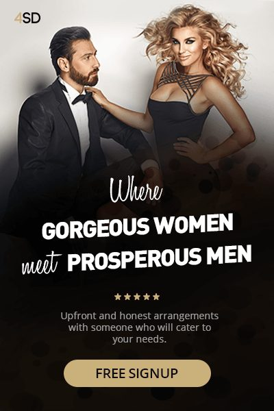 Sugar Baby Dating Advert