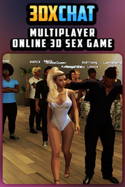 3DX Sex Chat advert