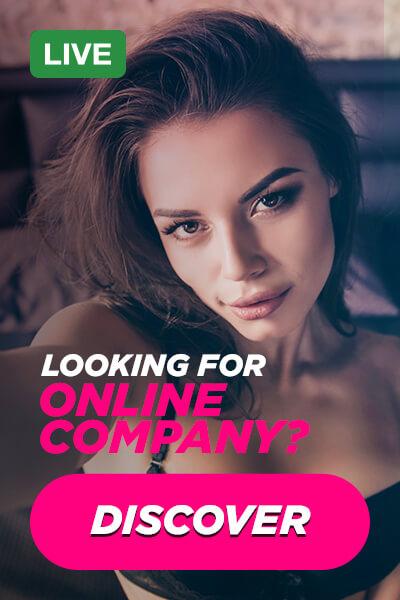 strip chat advert